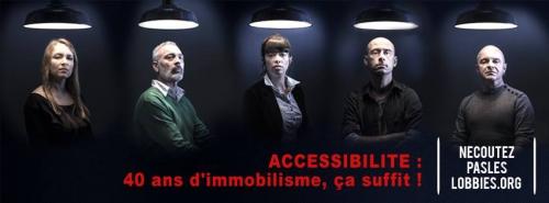 Apf, accessibilité, mobilisation, signatures,